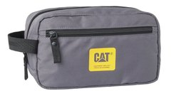 Несессер Cat Travel Accessories серого цвета (83648)